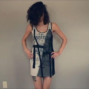 Salvage Mini Dress